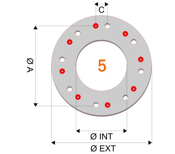 8-pilot-hole-8-trough-hole