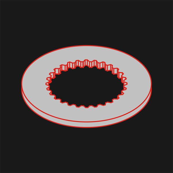 Internal Gear Disc